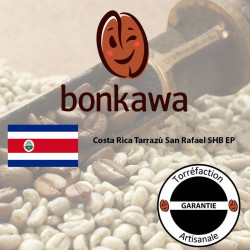 Bonkawa - Collection Amérique - Costa Rica Tarrazu San Rafael - Café en grain